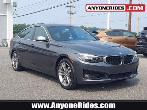 2017 BMW 3 Series for sale at ANYONERIDES.COM in Kingsville MD