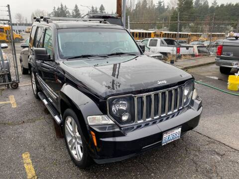 2012 Jeep Liberty for sale at SNS AUTO SALES in Seattle WA