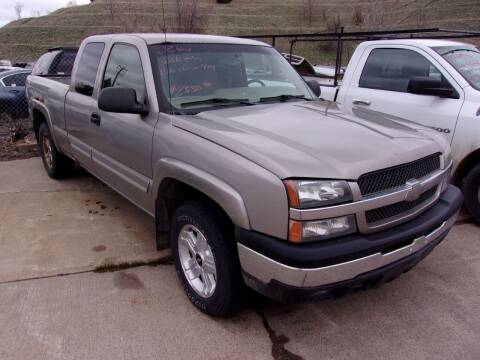 2003 Chevrolet Silverado 1500 for sale at Barney's Used Cars in Sioux Falls SD