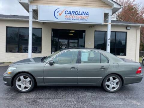 2006 Lexus LS 430 for sale at Carolina Auto Credit in Youngsville NC