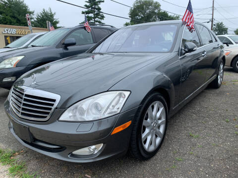 2007 Mercedes-Benz S-Class for sale at Jerusalem Auto Inc in North Merrick NY