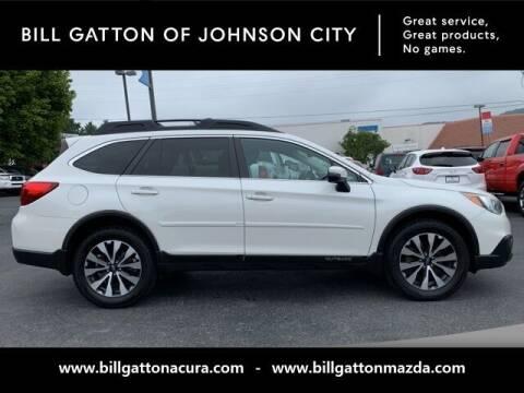 2015 Subaru Outback for sale at Bill Gatton Used Cars - BILL GATTON ACURA MAZDA in Johnson City TN