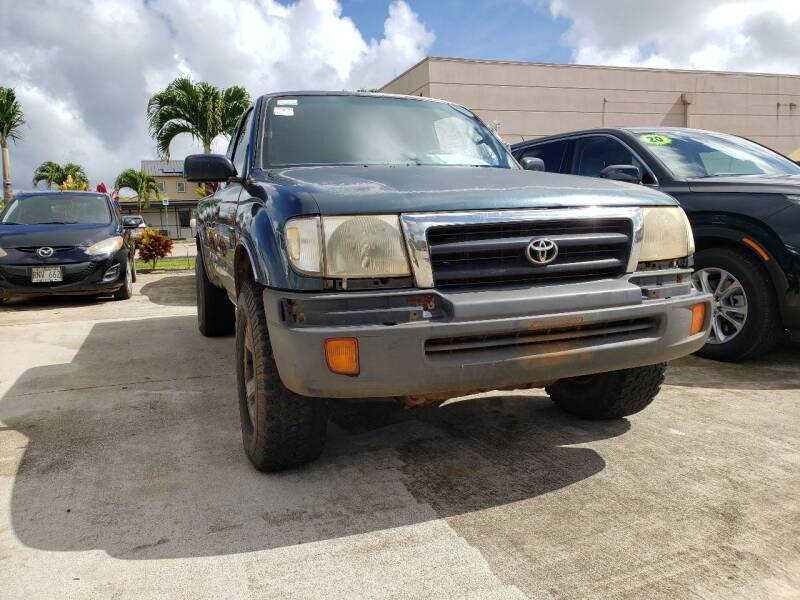 1998 Toyota Tacoma for sale at Ohana Motors in Lihue HI