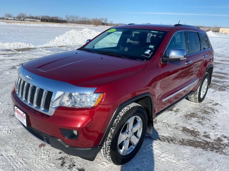 2013 Jeep Grand Cherokee for sale at De Anda Auto Sales in South Sioux City NE