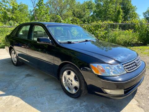 2003 Toyota Avalon for sale at Godwin Motors in Laurel MD