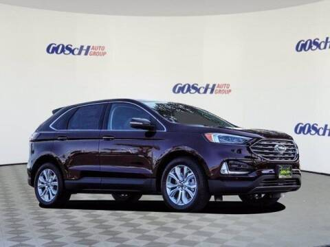 2021 Ford Edge for sale at BILLY D SELLS CARS! in Temecula CA