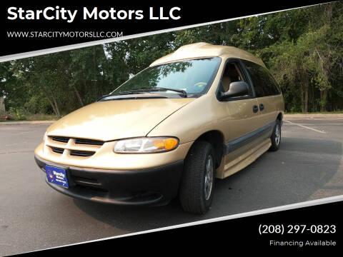 1996 Dodge Grand Caravan for sale at StarCity Motors LLC in Garden City ID