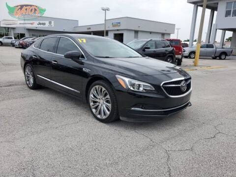 2017 Buick LaCrosse for sale at GATOR'S IMPORT SUPERSTORE in Melbourne FL