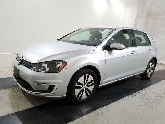 2016 Volkswagen e-Golf for sale at Autohaus in Royal Oak MI