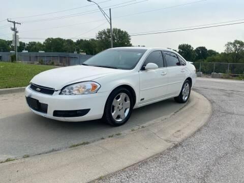 2006 Chevrolet Impala for sale at Xtreme Auto Mart LLC in Kansas City MO