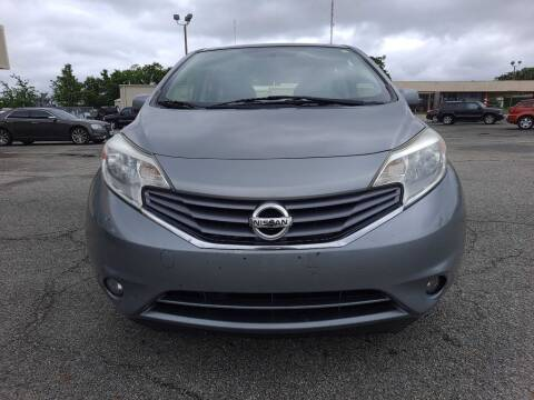 2014 Nissan Versa Note for sale at Driver's Choice in Sherman TX