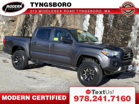 2020 Toyota Tacoma for sale at Modern Auto Sales in Tyngsboro MA