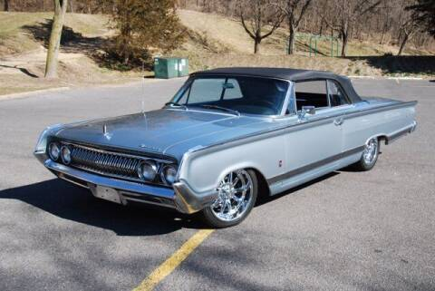 1964 Mercury PARK LANE CONV for sale at Uftring Classic Cars in East Peoria IL