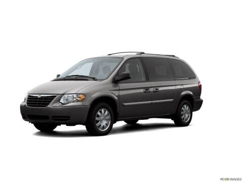 2007 Chrysler Town and Country for sale at Moser Motors Of Portland in Portland IN