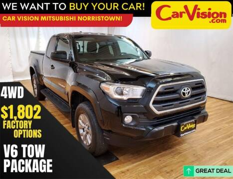 2017 Toyota Tacoma for sale at Car Vision Mitsubishi Norristown in Norristown PA