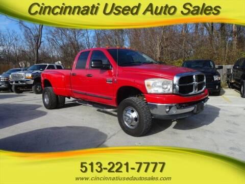 2007 Dodge Ram Pickup 3500 for sale at Cincinnati Used Auto Sales in Cincinnati OH
