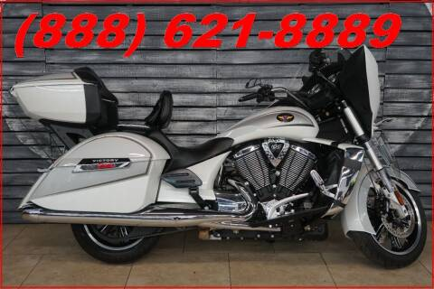 2011 Victory Cross Country for sale at AZMotomania.com in Mesa AZ
