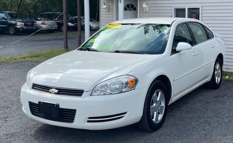 2008 Chevrolet Impala for sale at Landmark Auto Sales Inc in Attleboro MA