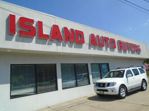 2008 Nissan Pathfinder for sale at Island Auto Buyers in West Babylon NY