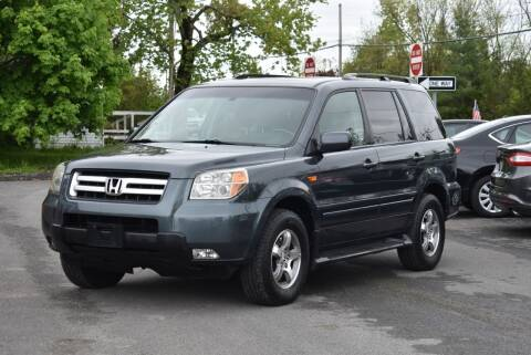2006 Honda Pilot for sale at GREENPORT AUTO in Hudson NY
