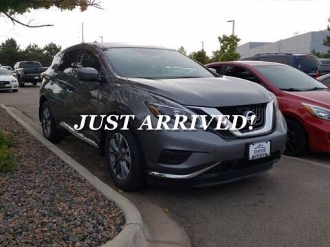 2018 Nissan Murano for sale at EMPIRE LAKEWOOD NISSAN in Lakewood CO