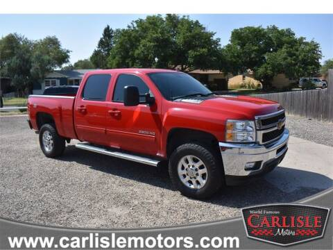 2014 Chevrolet Silverado 2500HD for sale at Carlisle Motors in Lubbock TX