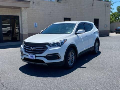 2017 Hyundai Santa Fe Sport for sale at Va Auto Sales in Harrisonburg VA