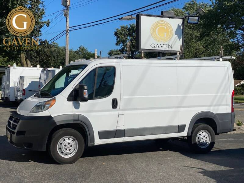 2016 RAM ProMaster Cargo for sale at Gaven Auto Group in Kenvil NJ