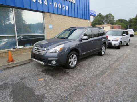 2014 Subaru Outback for sale at Southern Auto Solutions - 1st Choice Autos in Marietta GA