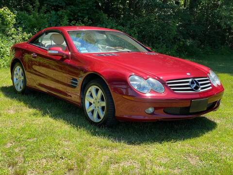 2003 Mercedes-Benz SL-Class for sale at Choice Motor Car in Plainville CT