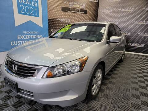 2009 Honda Accord for sale at X Drive Auto Sales Inc. in Dearborn Heights MI