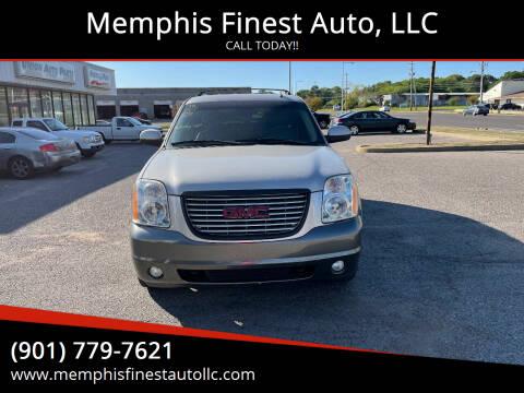 2007 GMC Yukon XL for sale at Memphis Finest Auto, LLC in Memphis TN