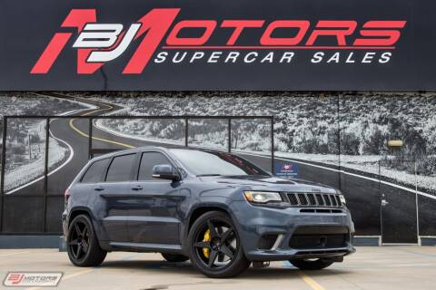 2020 Jeep Grand Cherokee for sale at BJ Motors in Tomball TX