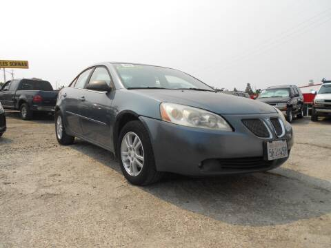 2005 Pontiac G6 for sale at Mountain Auto in Jackson CA