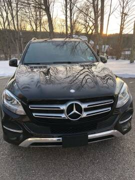 2017 Mercedes-Benz GLE for sale at Dave's Garage Inc in Hampton Beach NH