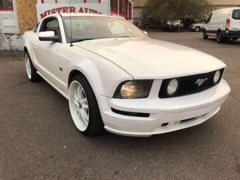 2005 Ford Mustang for sale at Mister Auto in Lakewood CO