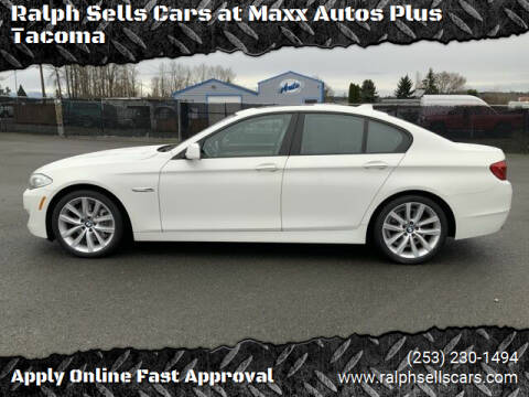 2011 BMW 5 Series for sale at Ralph Sells Cars at Maxx Autos Plus Tacoma in Tacoma WA
