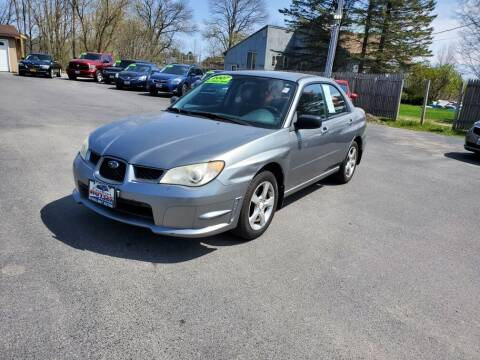 2007 Subaru Impreza for sale at Excellent Autos in Amsterdam NY