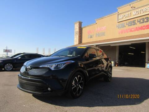 2019 Toyota C-HR for sale at Import Motors in Bethany OK