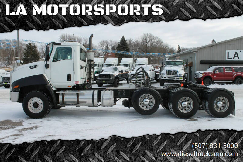 2013 Caterpillar CT660S for sale at LA MOTORSPORTS in Windom MN