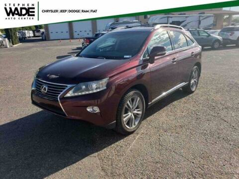 2015 Lexus RX 350 for sale at Stephen Wade Pre-Owned Supercenter in Saint George UT