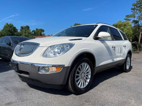 2010 Buick Enclave for sale at Upfront Automotive Group in Debary FL