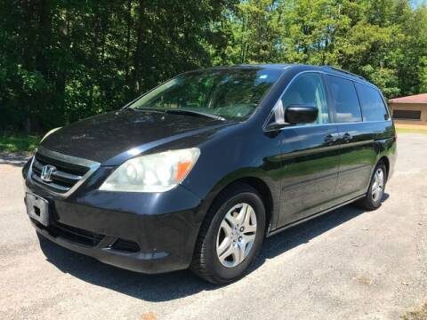 2007 Honda Odyssey for sale at GOOD USED CARS INC in Ravenna OH
