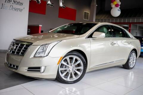 2013 Cadillac XTS for sale at Quality Auto Center of Springfield in Springfield NJ