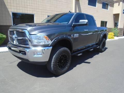2016 RAM Ram Pickup 2500 for sale at COPPER STATE MOTORSPORTS in Phoenix AZ