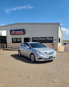 2011 Hyundai Sonata for sale at Chaparral Motors in Lubbock TX