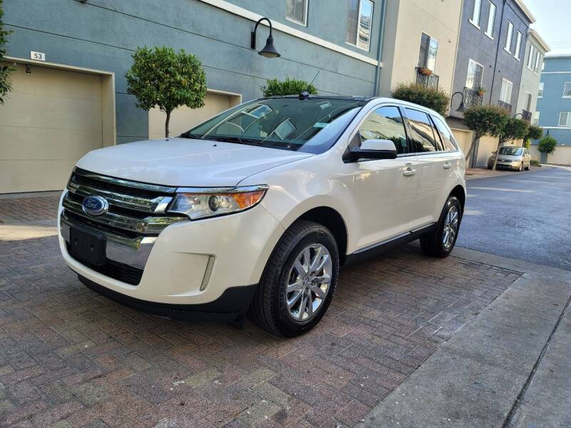 2012 Ford Edge for sale at Bay Auto Exchange in San Jose CA
