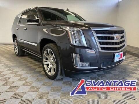 2015 Cadillac Escalade for sale at Advantage Auto Direct in Kent WA