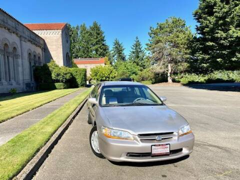 1998 Honda Accord for sale at EZ Deals Auto in Seattle WA