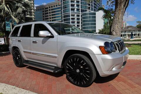 2008 Jeep Grand Cherokee for sale at Choice Auto in Fort Lauderdale FL